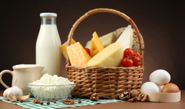 dairy for healthy eyes