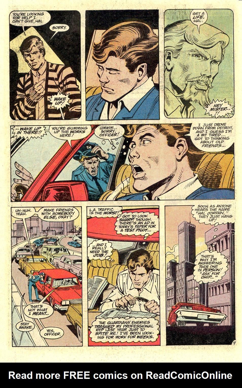 Read online Secret Origins (1986) comic -  Issue #36 - 5