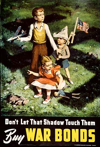 Historical Photos: WW2 Propaganda Posters: Enemy propaganda