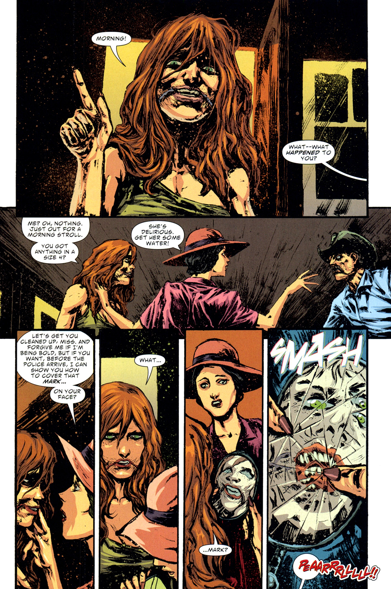 American Vampire issue 11 - Page 8