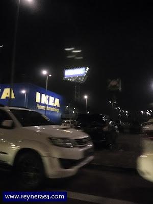 lokasi IKEA Alam Sutera Tangerang