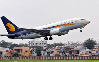 Jet Airways Operate Three flights send to fly back and stranded passengers