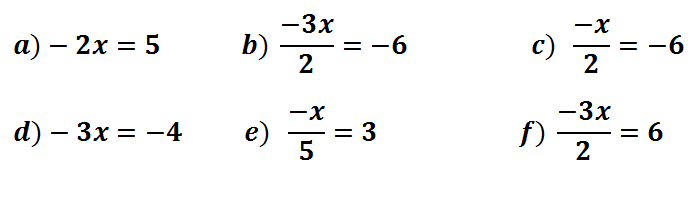 Ecuaciones De Primer Grado Paso A Paso Profesor10demates