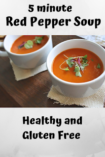 healthy and gluten free soup