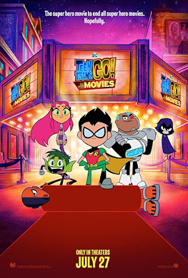 Sinopsis Teen Titans Go! To the Movies (2018)