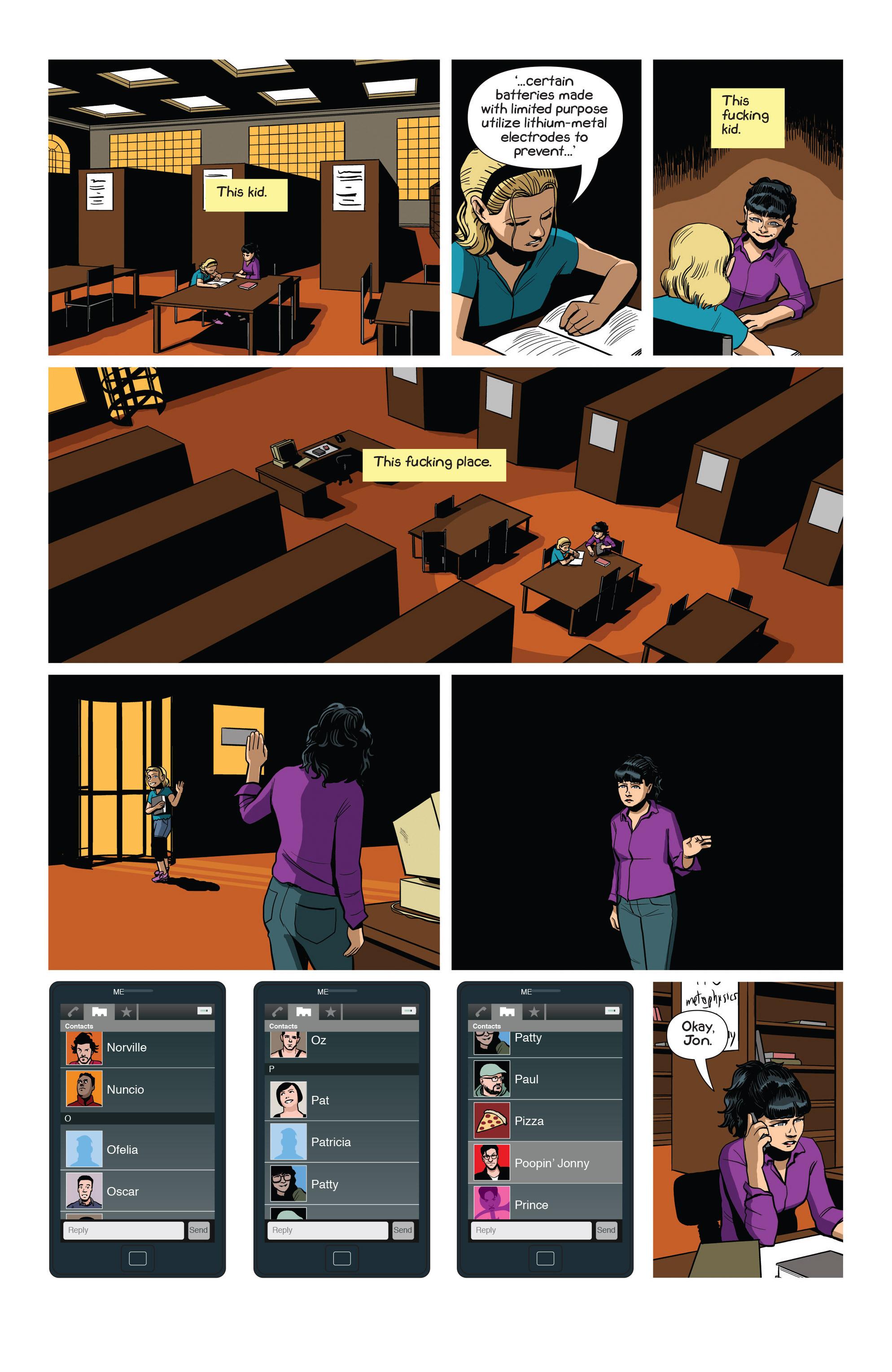 Read online Sex Criminals comic -  Issue #5 - 19