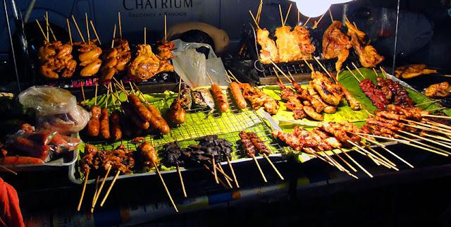 Street-food at Patpong