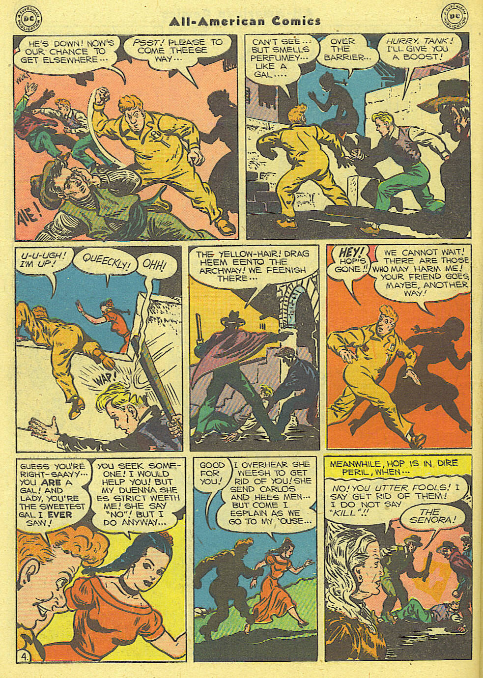 Read online All-American Comics (1939) comic -  Issue #83 - 44
