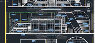 download-autocad-cad-dwg-file-Elevations-and-Cortes-center-culturel