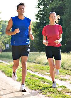 Trotar correr beneficios para la salud hombre mujer