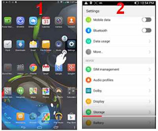 Cara Setting 4G Telkomsel di Ponsel Lenovo