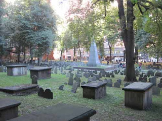 Granary Burying Ground.