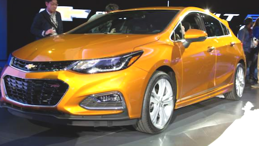2019 Chevrolet Cruze Rumors