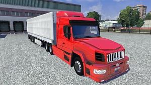 MAZ 6440 Sleeper truck