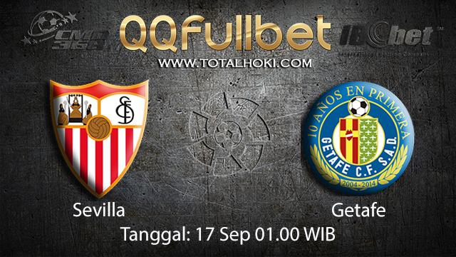 Prediksi Bola Jitu Sevilla vs Getafe 17 September 2018 ( Spanish La Liga )
