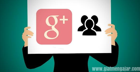 Penyebab google plus di tutup