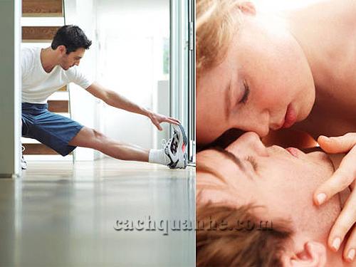 12 cách quan hệ tình dục lâu ra nhất