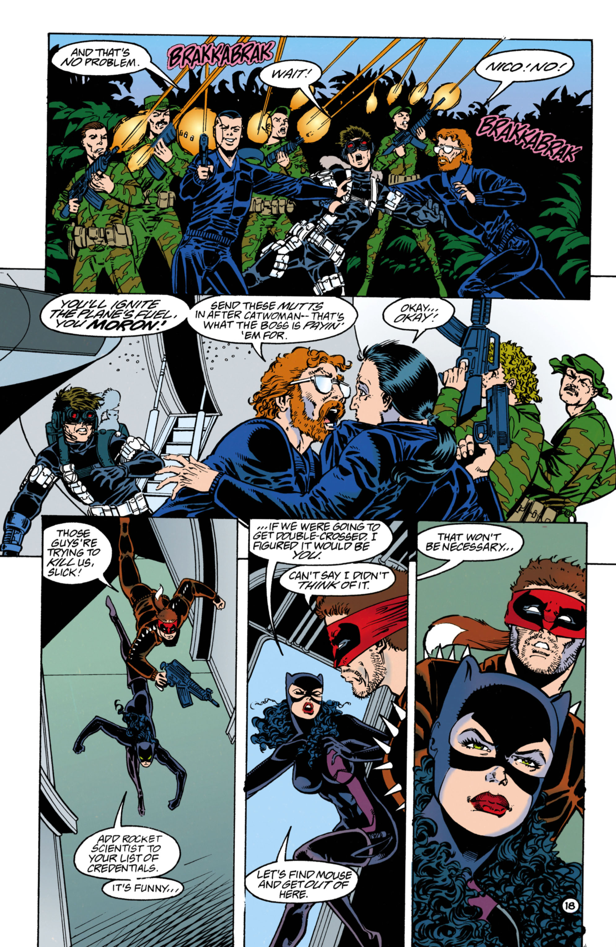 Catwoman (1993) Issue #30 #35 - English 18