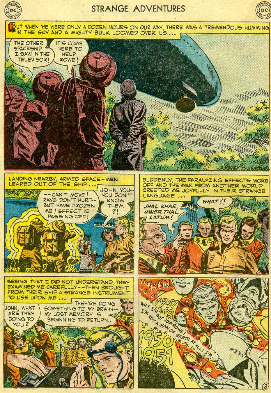 Strange Adventures (1950) issue 13 - Page 20