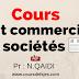 cours droit commercial des sociétés pdf