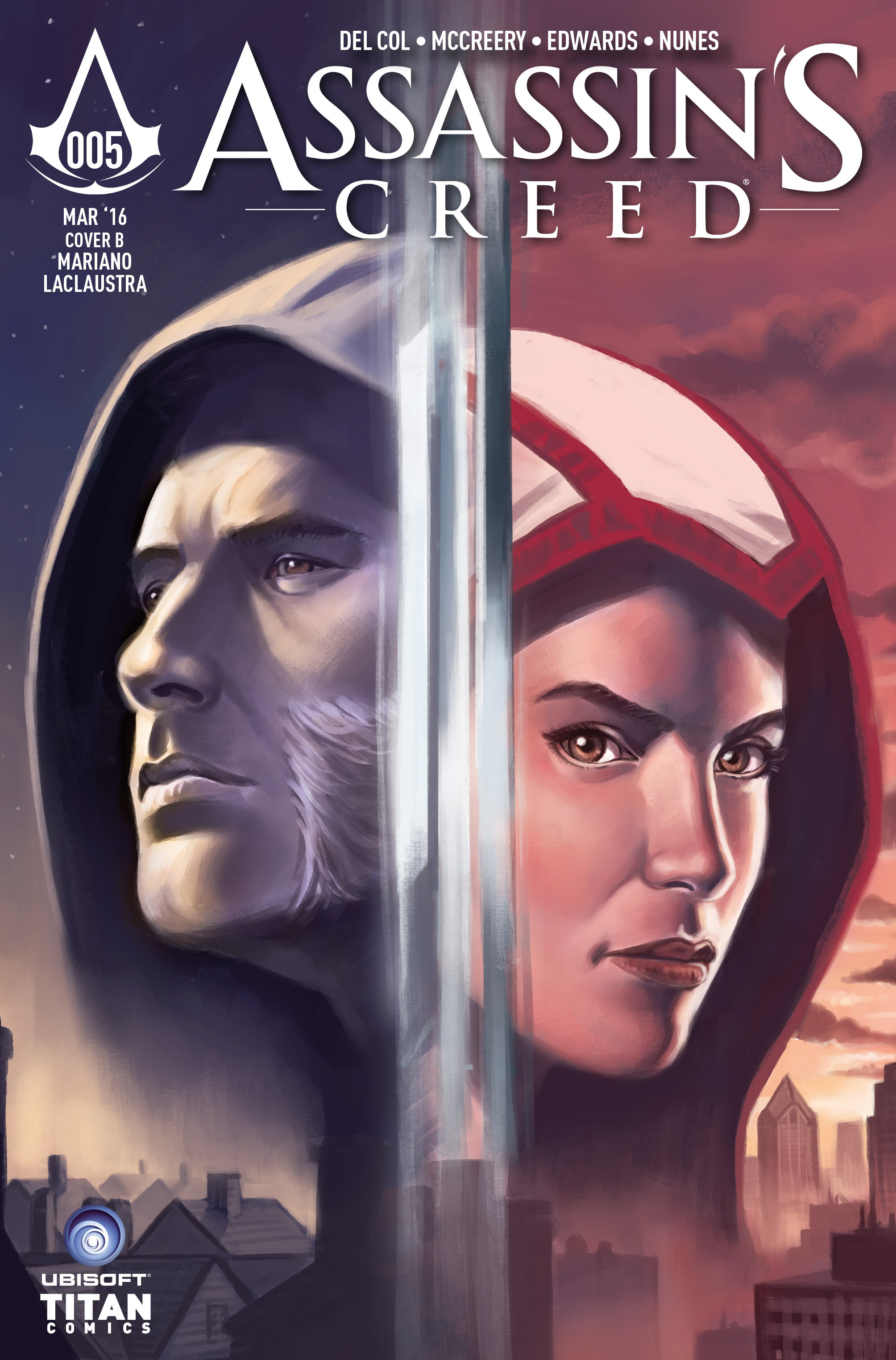 Read online Assassin's Creed (2015) comic -  Issue #5 - 28