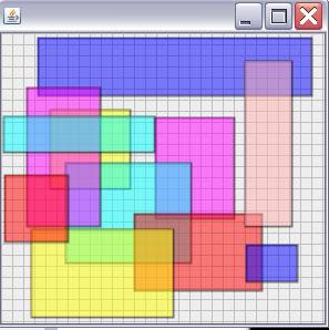 مثال بسيط للرسم بواسطة الماوس فى تطبيقات الجافا Db