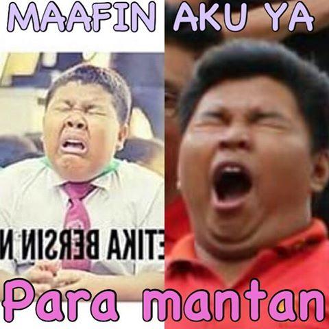 Meme Dear Mantan lawak