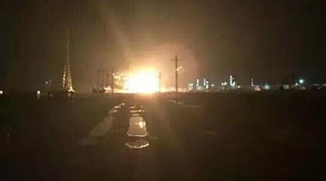#Disaster : Dead people and missing due explosion that rocked a petrochemical plant in the Chinese province of Shandong