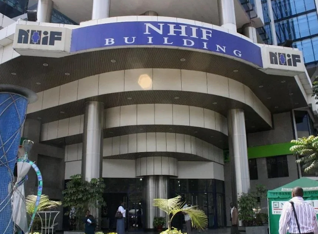 List of NHIF Outpatient Hospitals in Nairobi