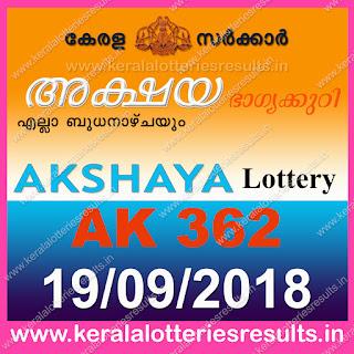 akshaya today result: 19-9-2018 Akshaya lottery ak-362, kerala lottery result 19-09-2018, akshaya lottery results, kerala lottery result today akshaya, akshaya lottery result, kerala lottery result akshaya today, kerala lottery akshaya today result, akshaya kerala lottery result, akshaya lottery ak.362 results 19-9-2018, akshaya lottery ak 362, live akshaya lottery ak-362, akshaya lottery, kerala lottery today result akshaya, akshaya lottery (ak-362) 19/09/2018, today akshaya lottery result, akshaya lottery today result, akshaya lottery results today, today kerala lottery result akshaya, kerala lottery results today akshaya 19 9 18, akshaya lottery today, today lottery result akshaya 19-9-18, akshaya lottery result today 19.9.2018, kerala lottery result live, kerala lottery bumper result, kerala lottery result yesterday, kerala lottery result today, kerala online lottery results, kerala lottery draw, kerala lottery results, kerala state lottery today, kerala lottare, kerala lottery result, lottery today, kerala lottery today draw result, kerala lottery online purchase, kerala lottery, kl result,  yesterday lottery results, lotteries results, keralalotteries, kerala lottery, keralalotteryresult, kerala lottery result, kerala lottery result live, kerala lottery today, kerala lottery result today, kerala lottery results today, today kerala lottery result, kerala lottery ticket pictures, kerala samsthana bhagyakuri
