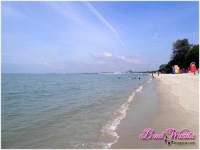 Pantai Tenang