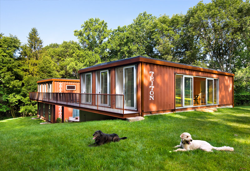 Superbe The Benefits Of Using Shipping Container Homes