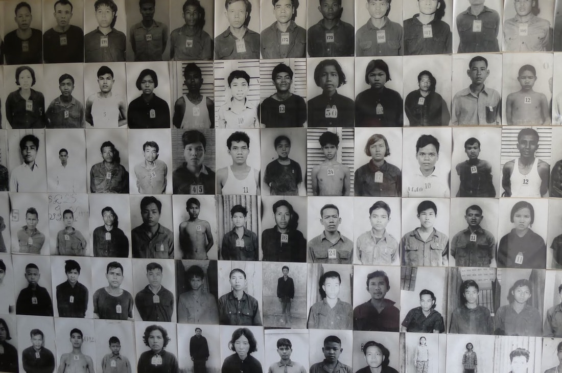 Get moved by the horrible history of Cambodia presenting in Death Field