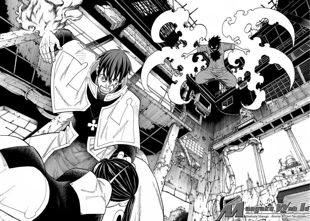 Fire Brigade of Flames Chapter 28-10
