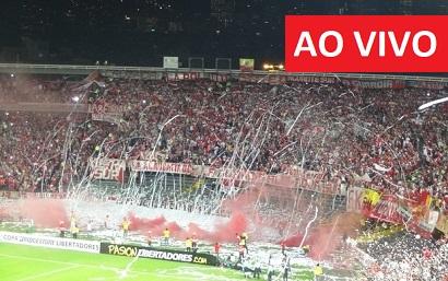 Assistir Santa Fe x Flamengo ao vivo 25/04/2018