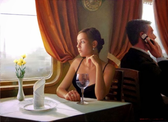 Stanislav V Plutenko | Russian Painter | 1961