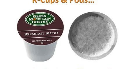 Difference Between K Cups And Coffee Pods The Table