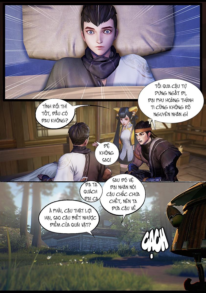 Thủ Mộ Bút Ký - Chapter 46: Thiết Tướng Quân - Pic 3