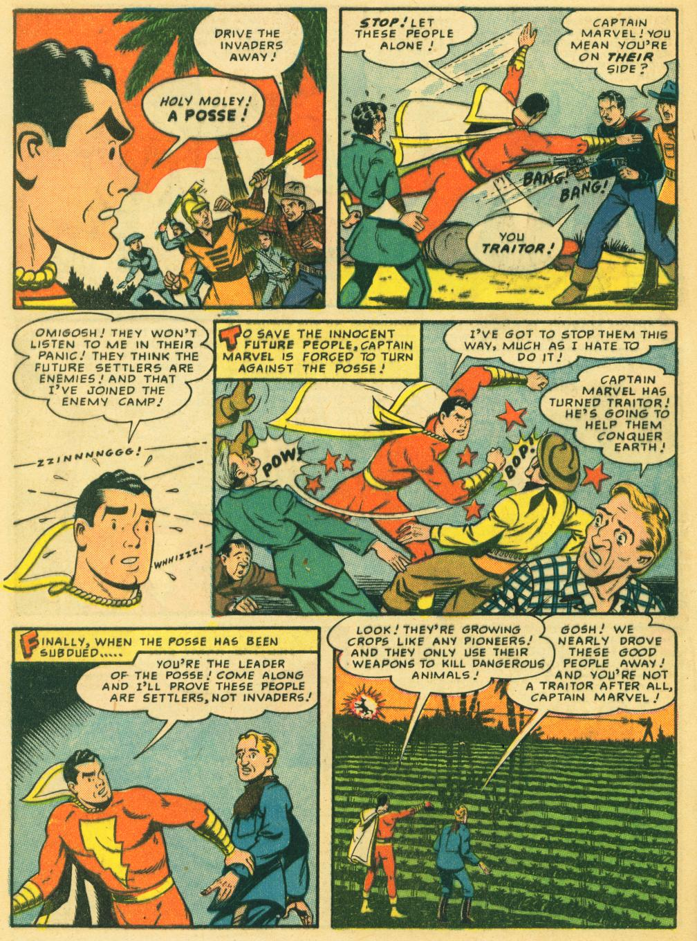 WHIZ Comics issue 119 - Page 8