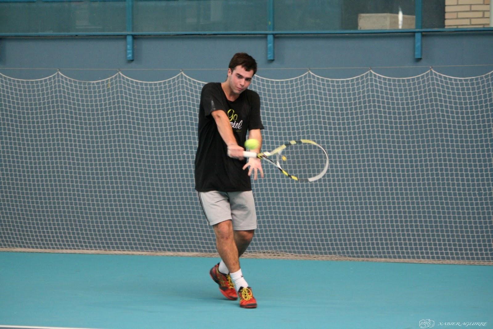 5ca2dc96496 Campeonato Navarro Absoluto de Tenis 2015. ADSJ-DKE  Fotos del ...
