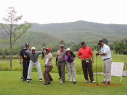 Alpine Golf Resort, Chiang Mai, Thailand