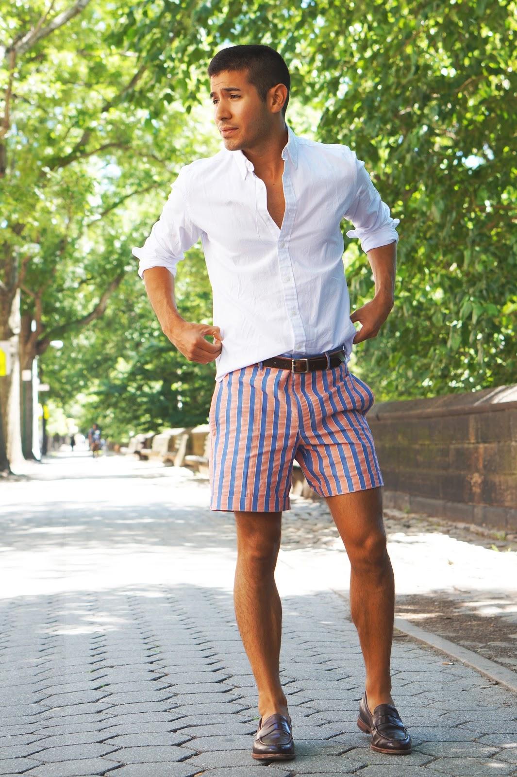 Mens Lightweight Summer Jeans