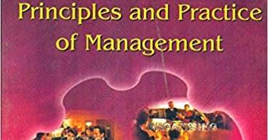 Principles of management pdf lm prasad