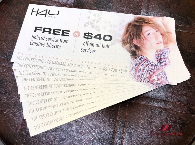christmas giveaway win free hair cut vouchers