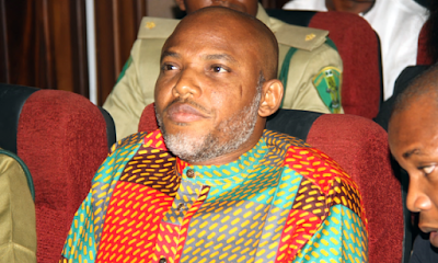 IPOB Leader, Nnamdi Kanu, says he is open for negotiation with FG, denies any pact with MEND