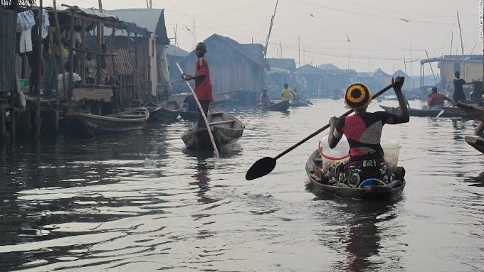 Makoko, Venetia saracilor