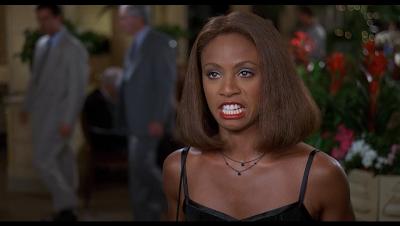 movie - The Nutty Professor - Sherman's love interest Carla Purty (Jada Pinkett)