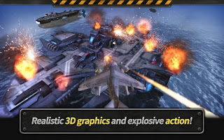 GUNSHIP BATTLE : Helicopter 3D Apk Mod (Free Shopping)