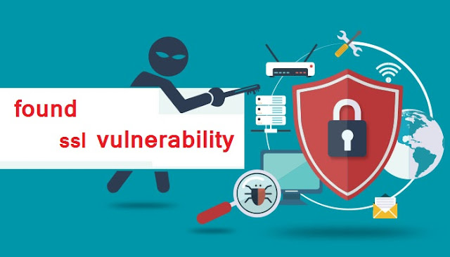 how to find SSL Vulnerability