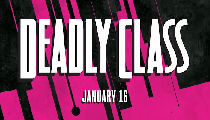 Deadly Class | Official Trailer | SYFY